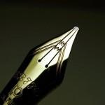 【万年筆】見た目も美しい文房具