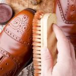 『おしゃれは靴磨きから』シューケア用品のプレゼント