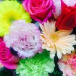 普通のお花じゃつまらない!インパクト大の手作りフラワー
